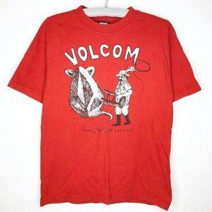 Volcom Stone Taming the Beast T-Shirt Medium